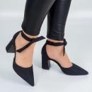 Sapato Bebecê T7018-131 Preto