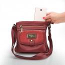 Bolsa Andrea Vinci 022 Vermelho