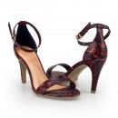 Sandalia Bebece 7510-301 Vermelho