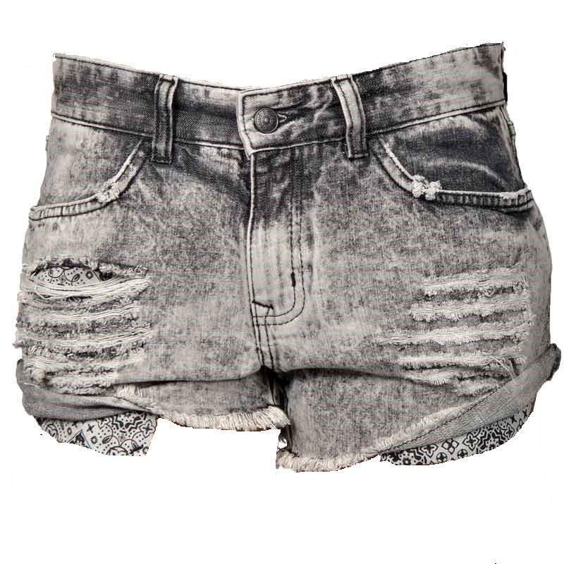 Imagem - Shorts Jeans Rip Curl Moroccan Cinza - 2.9387