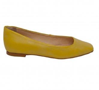 Imagem - Sapatilha Bico Quadrado Yellow cód: 5738