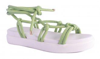 Imagem - Snadália Sneaker Bottom com Amarração cód: 7602