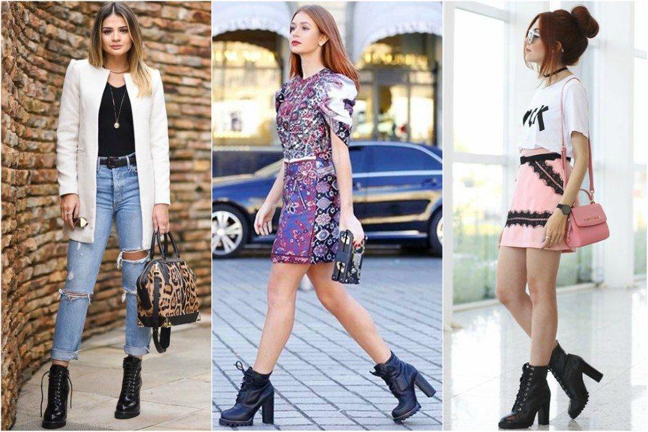 e27e983c7 Bota Feminina – Aprenda a montar looks com cada estilo