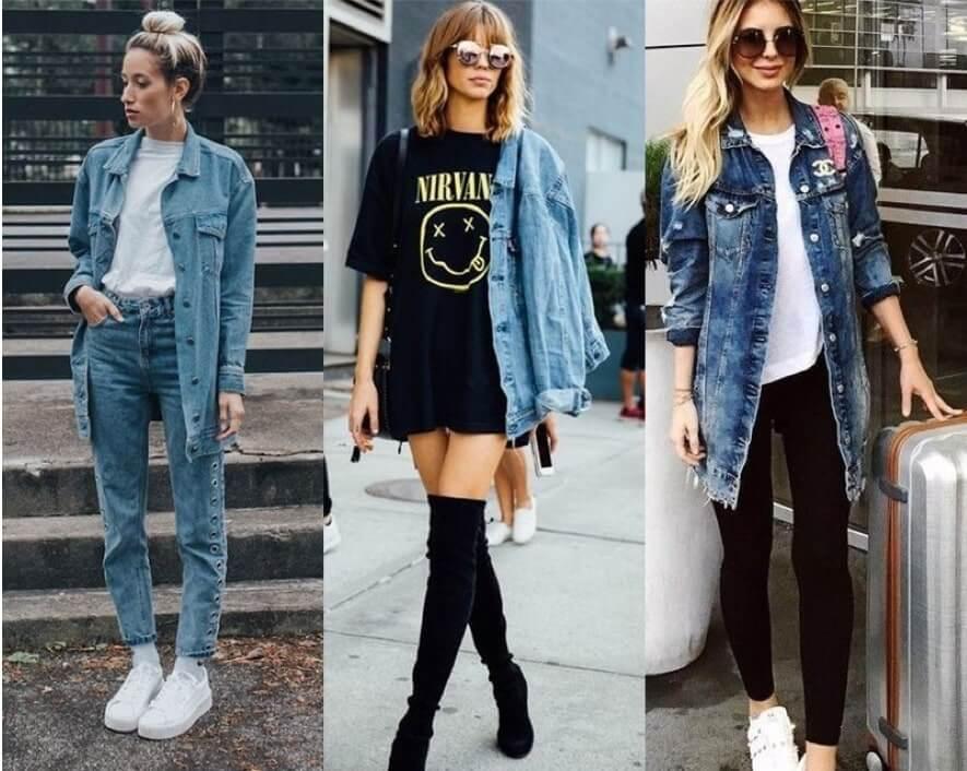 a0eead9e1f93 Como combinar a Jaqueta jeans feminina