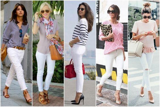 Calça Skinny uma peça indispensável no guarda roupas feminino!
