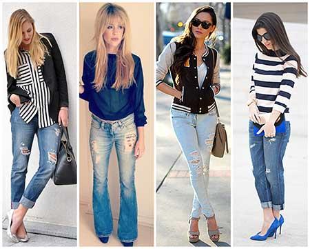 3 modelos de Calça Jeans que você tem que ter!