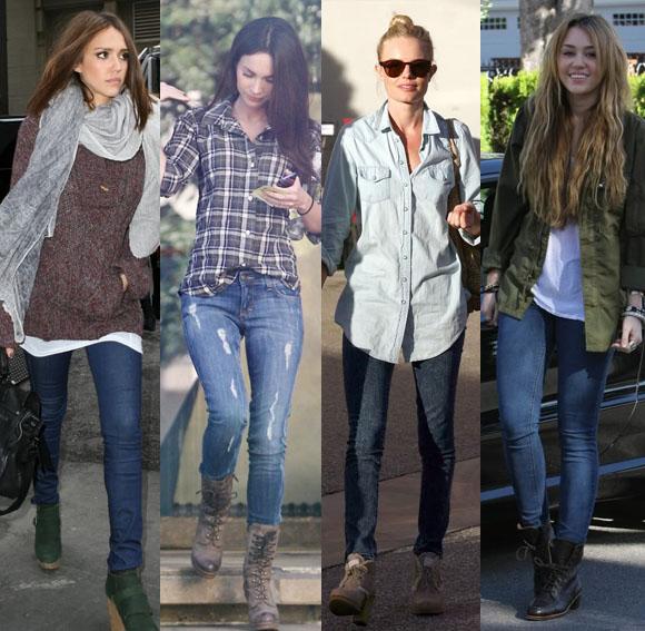 Imagem - Calça Skinny uma peça indispensável no guarda roupas feminino!