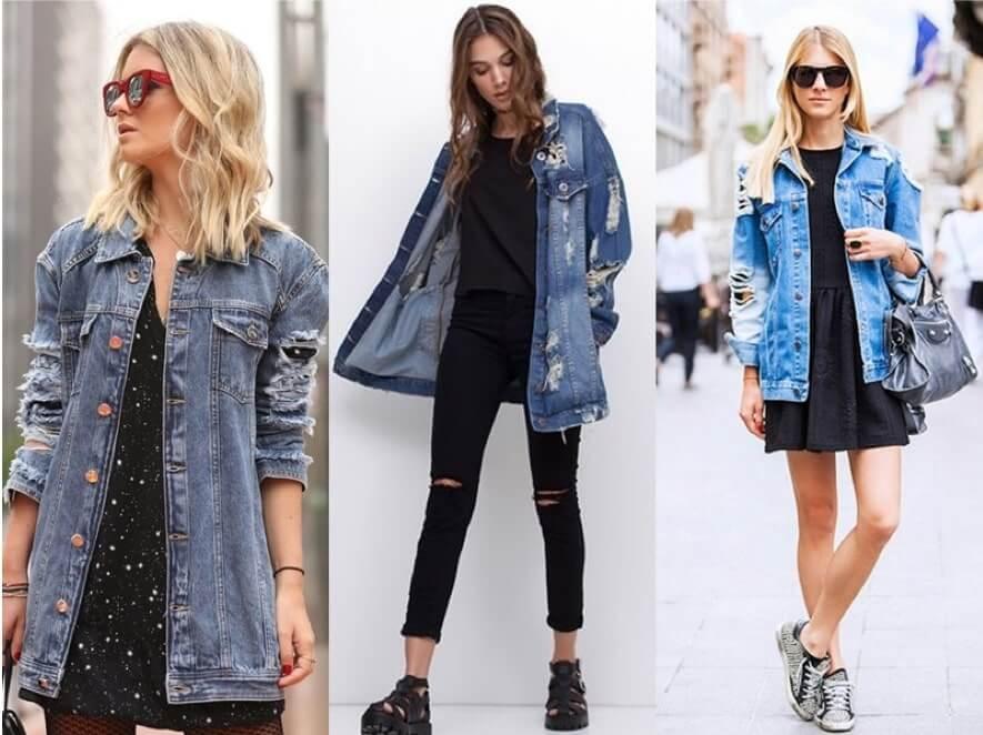 Imagem - Como combinar a Jaqueta jeans feminina