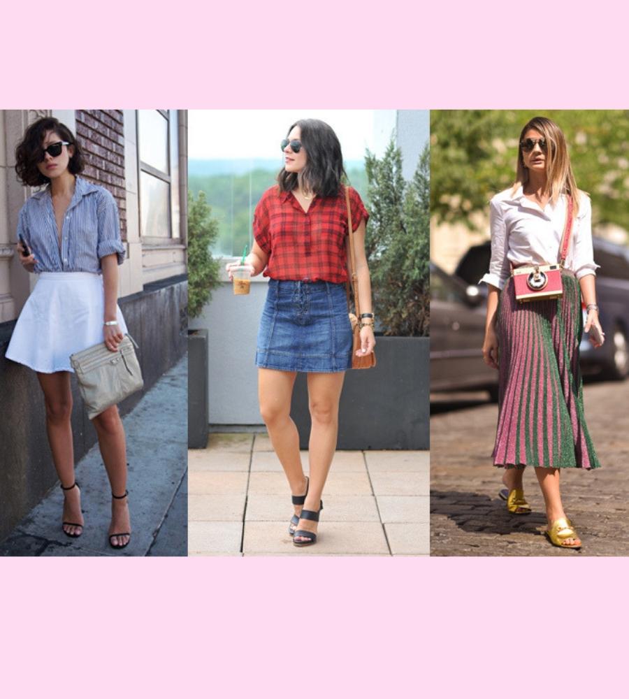 Imagem - Camisa Feminina – Saiba tudo sobre essa peça chave e super estilosa.