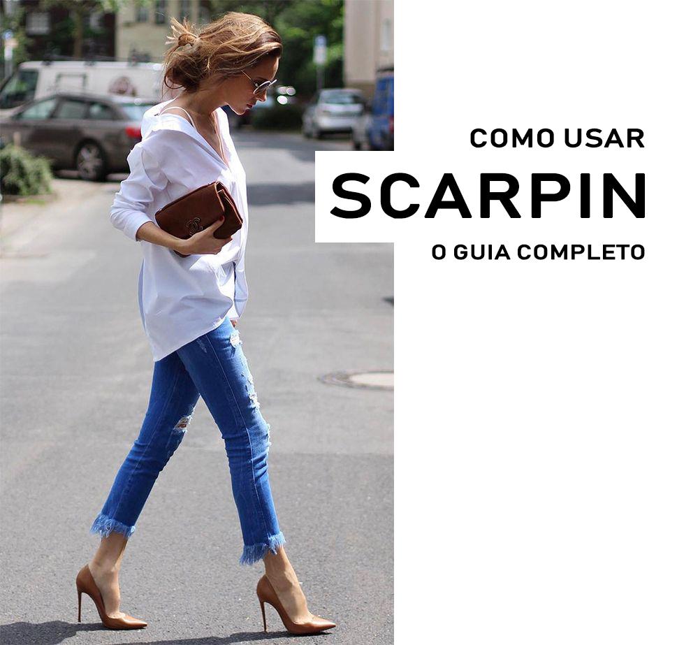 Imagem - Como usar Sapato Scarpin