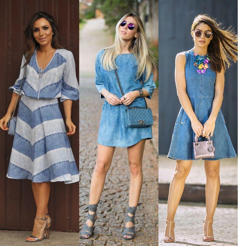 Imagem - Vestido jeans – versátil, confortável e cheio de estilo
