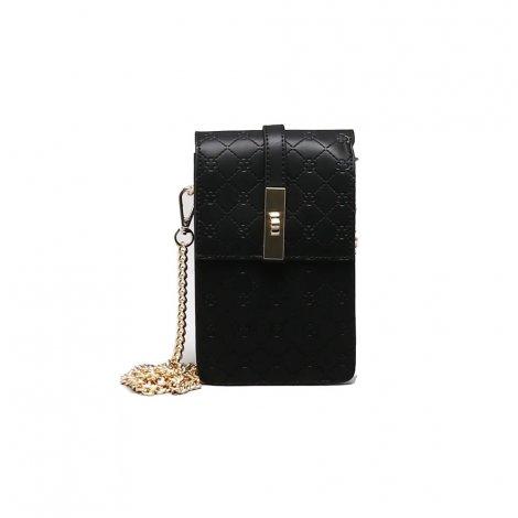 Bolsa Feminina Shoulder Bag Capodarte de Couro