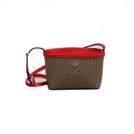 Imagem - Bolsa Capodarte Shoulder Bag Monograma Pequena