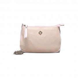 Imagem - Bolsa Feminina Capodarte Shoulder Bag Monograma