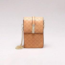 Imagem - Bolsa Feminina Shoulder Bag Capodarte de Couro