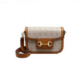 Imagem - Bolsa Feminina Shoulder Bag Capodarte Monograma