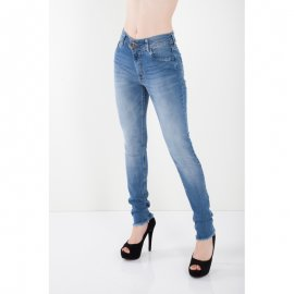 Imagem - Calça Jeans Bana Bana Skinny Barra Desfiada
