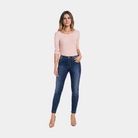 Imagem - Calça Jeans Feminina Lunender Skinny