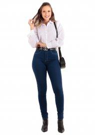 Imagem - Calca Jeans Feminina Lunender Skinny