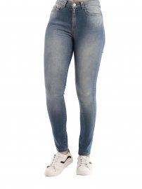 Imagem - Calça Jeans Feminina Skinny Dardak