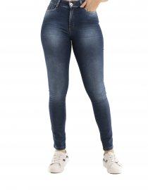 Imagem - Calça Jeans Skinny Feminina Dardak