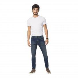 Imagem - Calça Jeans Masculina com Elastano Skinny Hangar