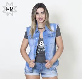 Imagem - Colete Black Jeans Fem 17098