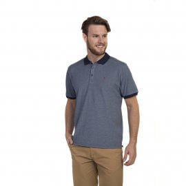 Imagem - Camisa Polo Masculina Lisa Oracon