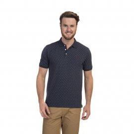 Imagem - Camiseta Polo Masculina  Estampada