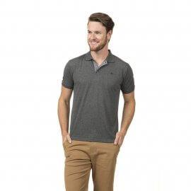 Imagem - Camisa Polo Masculina Estampada Oracon