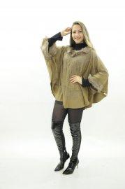 Imagem - Poncho Feminino Moda Inverno