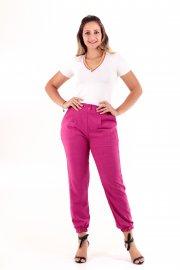 Imagem - Tshirt Blusa Feminino Gola Lurex