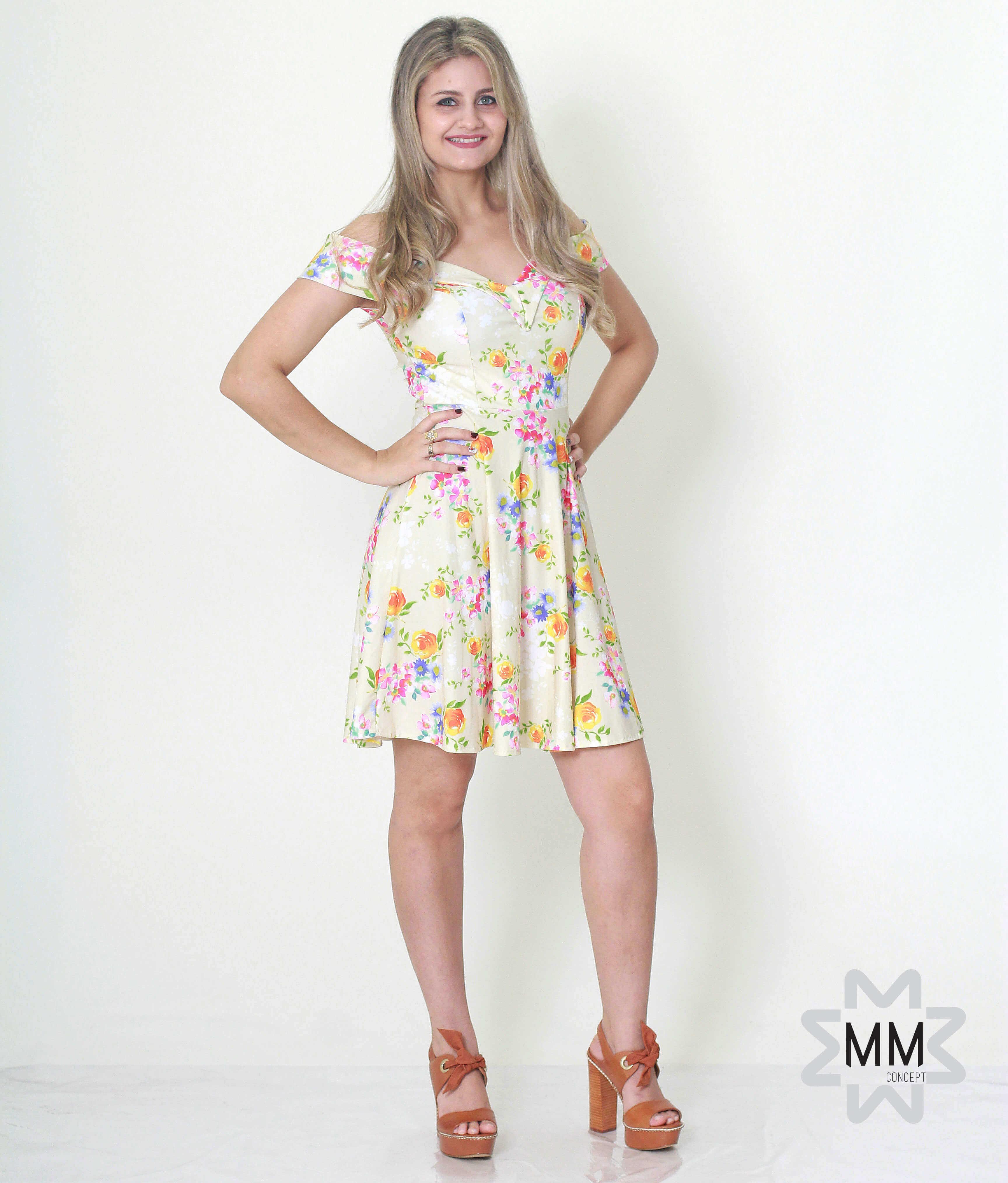 4390432b9ee7 Vestidos - MM Concept - Feminino - Tamanho G - TIPOS DE VESTIDOS ...