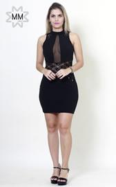 Imagem - Vestido curto piriguete