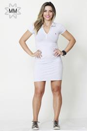 Vestido Polo feminino polo club