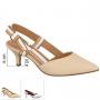 Sapato Chanel Vizzano Salto Baixo Laço Gorgurão 3