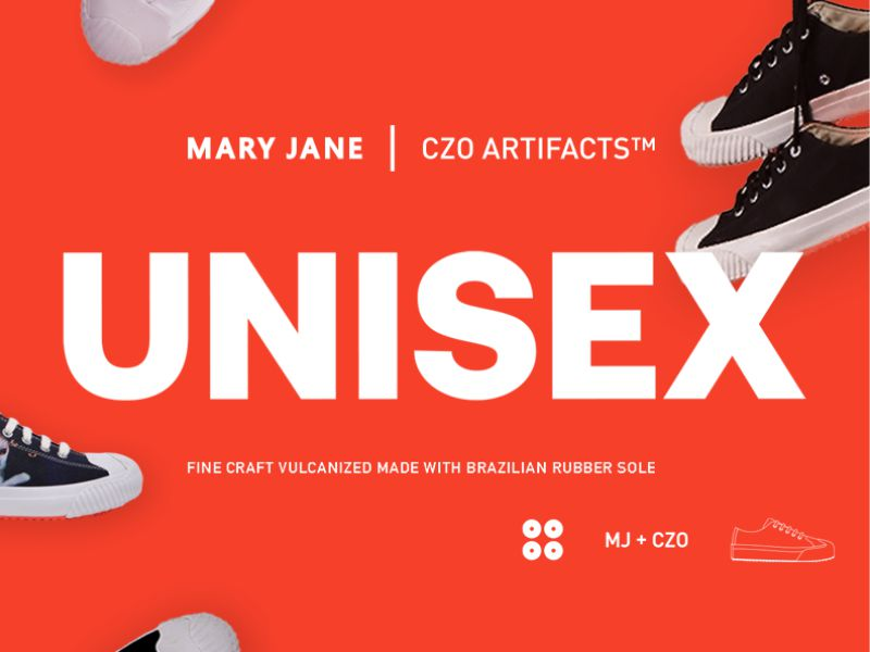 Imagem - Collab CZO Artifacts™ + Mary Jane