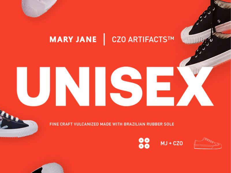 Imagem - Collab CZO Artifacts™ + Mary Jane