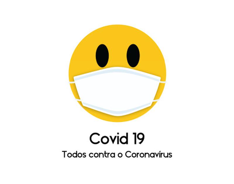 Imagem - Todos contra o Coronavírus