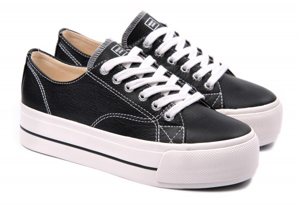 TENIS GROOVE LEATHER FEMININO