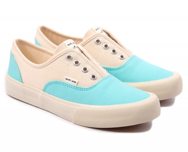 TENIS VENICE NO LACES COTTON CLUB FEMININO
