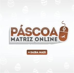 Imagem - PASCOA MATRIZ 2016 – ENCONTRE PRÊMIOS NO SITE!
