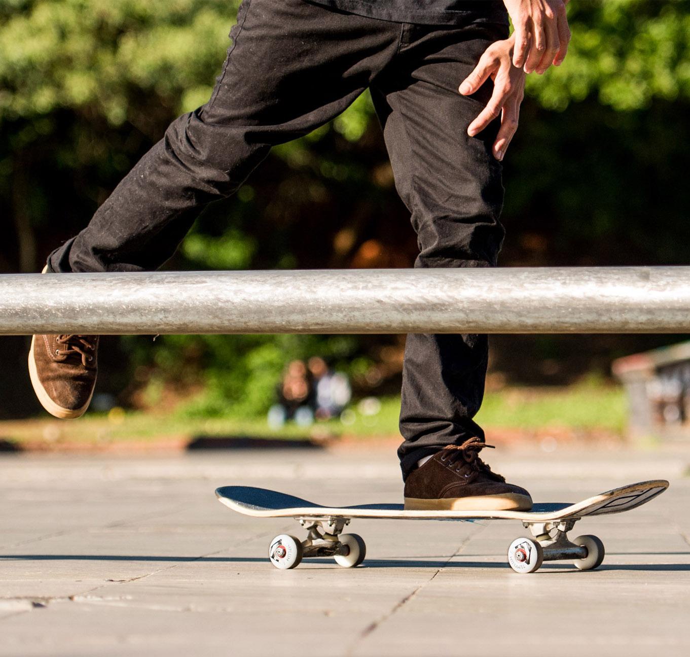 Imagem - Qual o Melhor Tênis para se Andar de Skate?