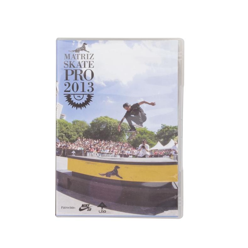 DVD MATRIZ SKATE PRO 2013