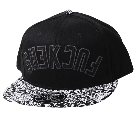 BONÉ OFFICIAL EFFERS UFO SNAPBACK