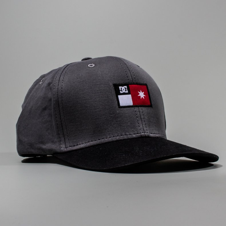 BONÉ DC SHOES CORE FLAG SNAPBACK