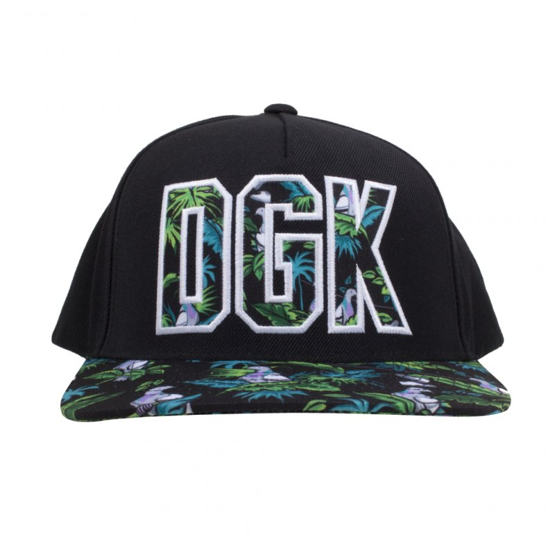 BONÉ DGK BY THE BEACH SNAPBACK