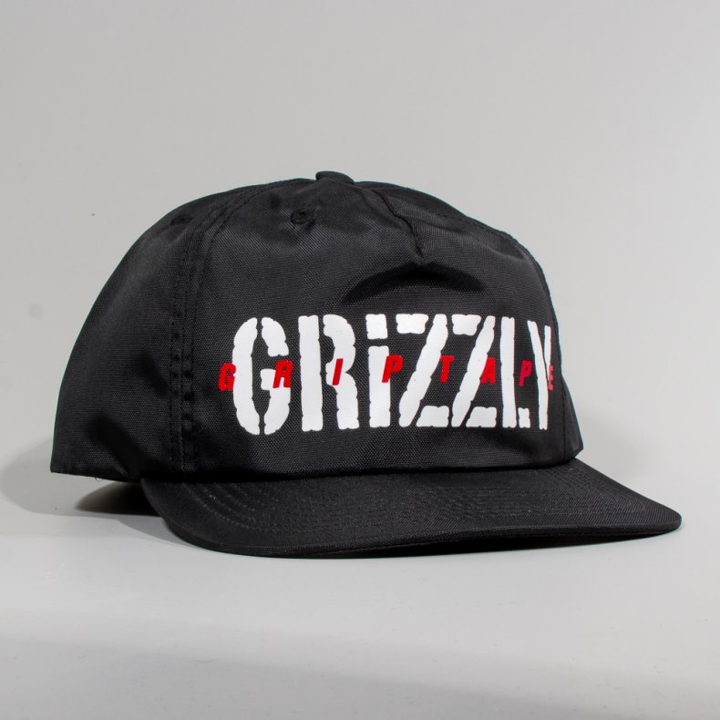 BONÉ GRIZZLY HIGHS AND LOWS SNAPBACK
