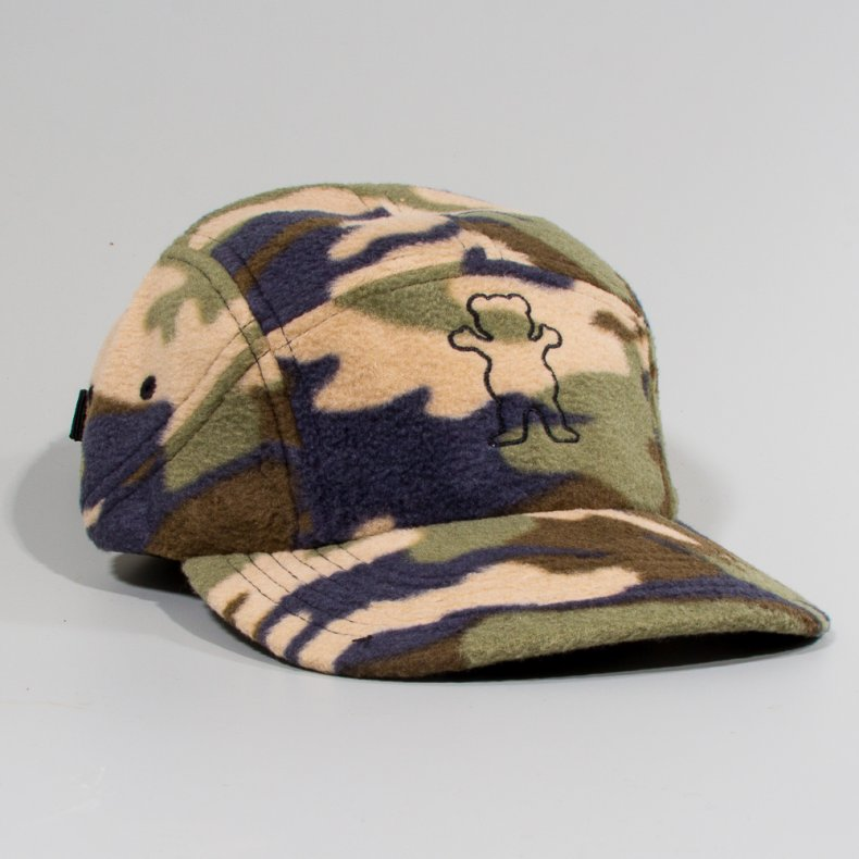 BONÉ GRIZZLY OG OUTLINE 7PANEL STRAPBACK