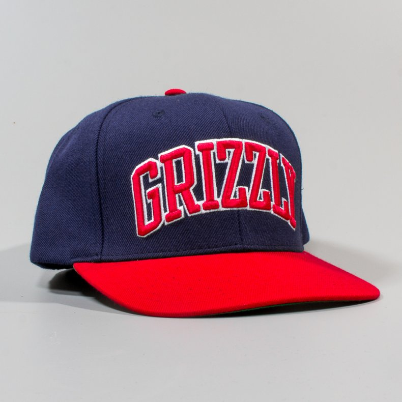 BONÉ GRIZZLY TOPTEAM SNAPBACK